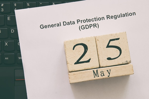 GDPR Compliance Update