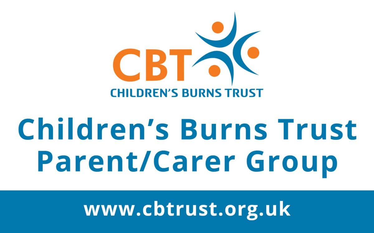 New Facebook group from the Children's Burns Trust!